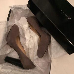 Boutique 9 suede heels